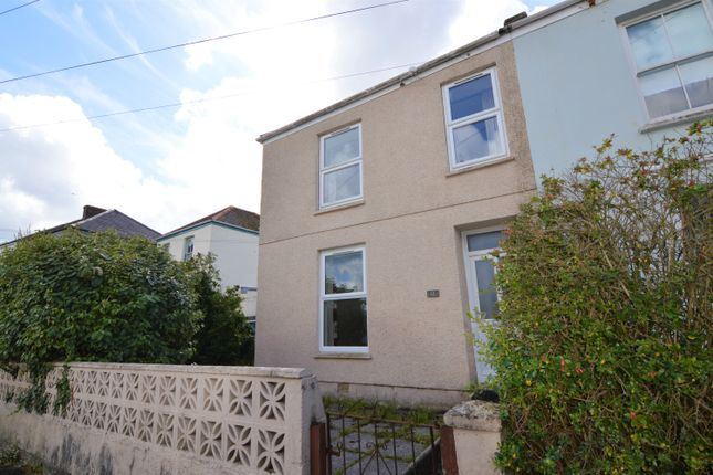 End terrace house for sale in Windsor Terrace, Falmouth