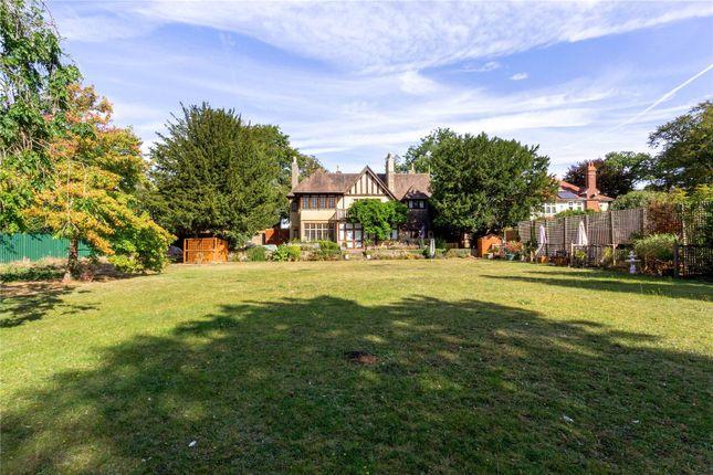 Gardens of Old Road, Headington, Oxford OX3