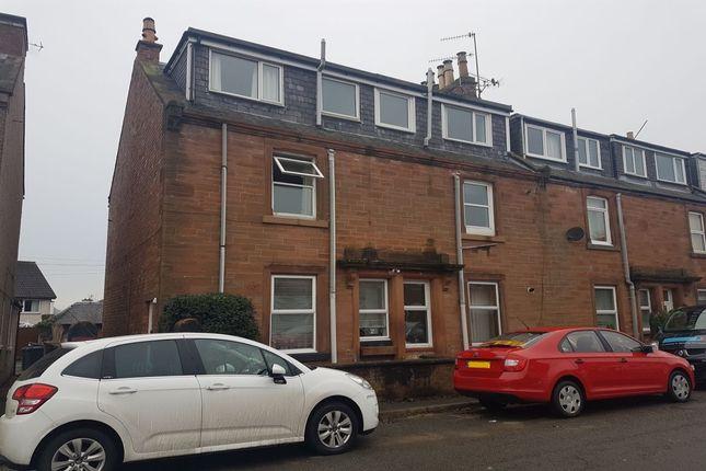 Thumbnail Flat to rent in Woodside Terrace, Dumfries