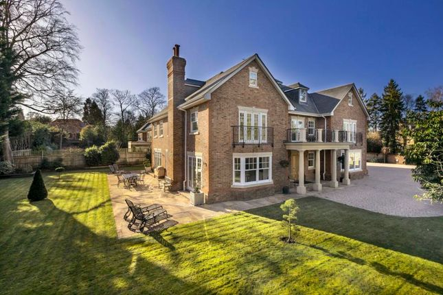 Thumbnail Detached house for sale in Burleigh Road, Ascot