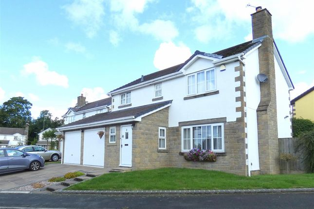 Thumbnail Detached house for sale in Wynwood Park, Roby, Liverpool