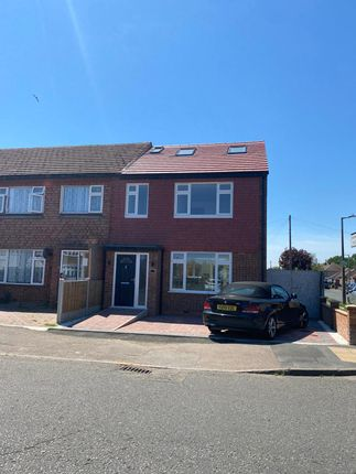 4 bed end terrace house for sale in Lambs Lane North, Rainham RM13