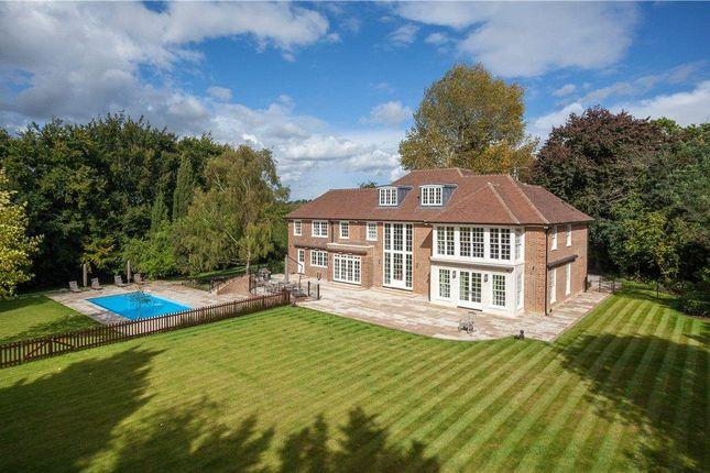 Thumbnail Detached house for sale in Cobden Hill, Radlett, Hertfordshire