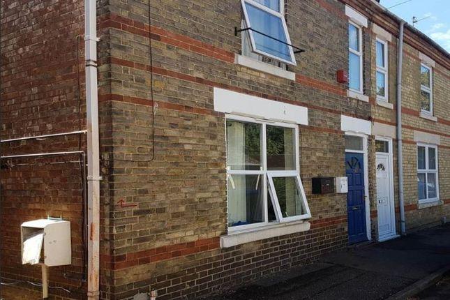 Thumbnail Flat to rent in Towler Street, Peterborough