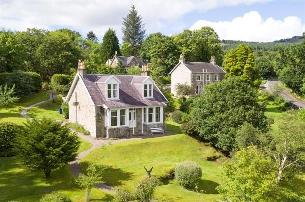 Thumbnail Detached house for sale in Hillside, Tighnabruaich, Argyll And Bute