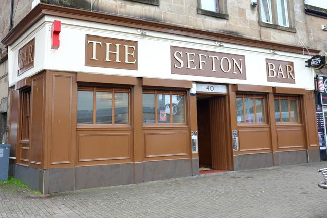 Thumbnail Leisure/hospitality for sale in Standford Hall, Main Street, Cambuslang, Glasgow