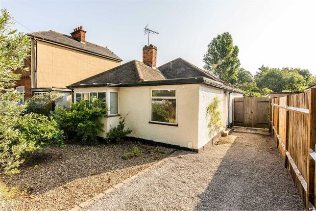 Thumbnail Bungalow to rent in North Road, Kew, Richmond