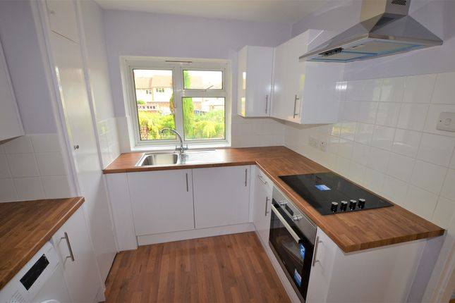 Thumbnail Flat to rent in Felmongers, Harlow, Essex
