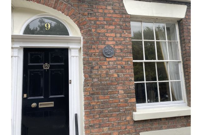 Thumbnail Terraced house for sale in Bold Place, Liverpool