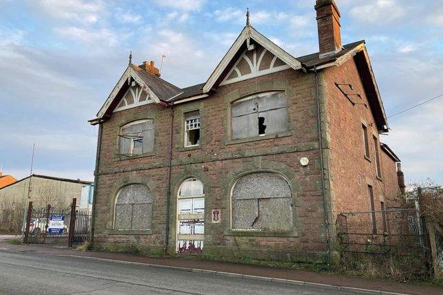 Thumbnail Commercial property for sale in The Railway Tavern, Station Street, Cinderford, Gloucestershire