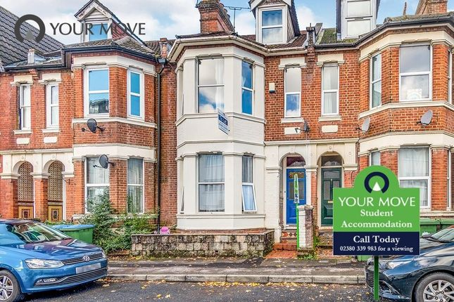 Thumbnail Property to rent in Silverdale Road, Southampton
