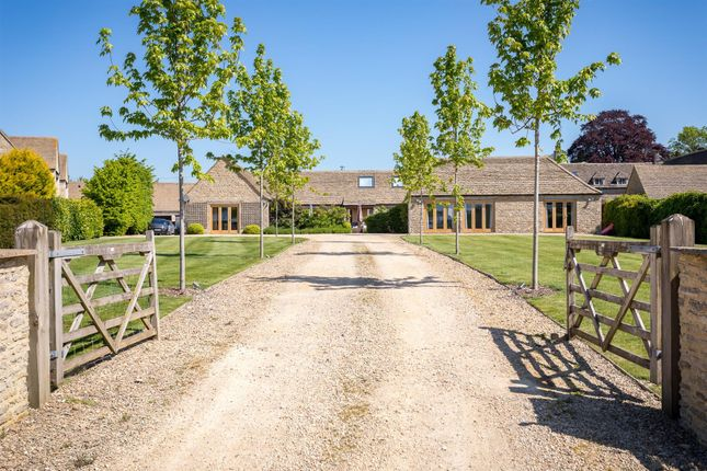 Thumbnail Detached house for sale in London Road, Poulton, Cirencester