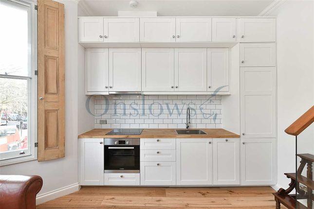 Kitchen of Earls Court Road, London W8
