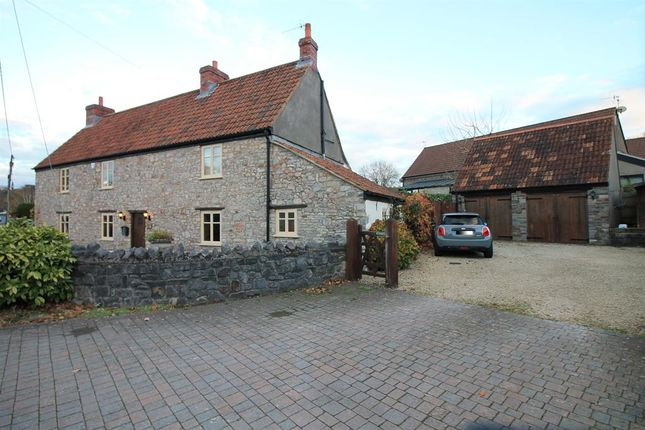 Thumbnail Detached house to rent in Main Road, Cleeve, North Somerset