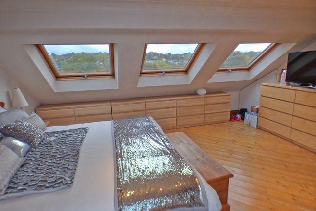 Loft Room of Brookside, East Barnet EN4