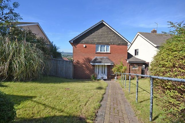 Thumbnail Detached house for sale in Spacious Modern House, Malpas Road, Newport
