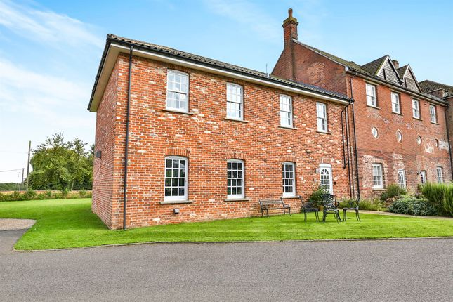 Thumbnail Semi-detached house for sale in St Georges, Wicklewood, Wymondham