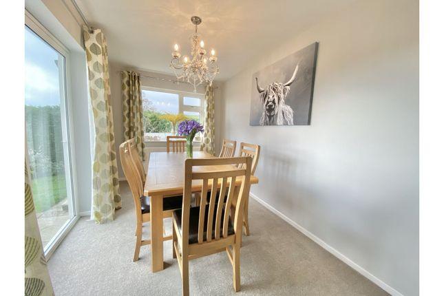 Dining Room of Hafod Park, Mold CH7