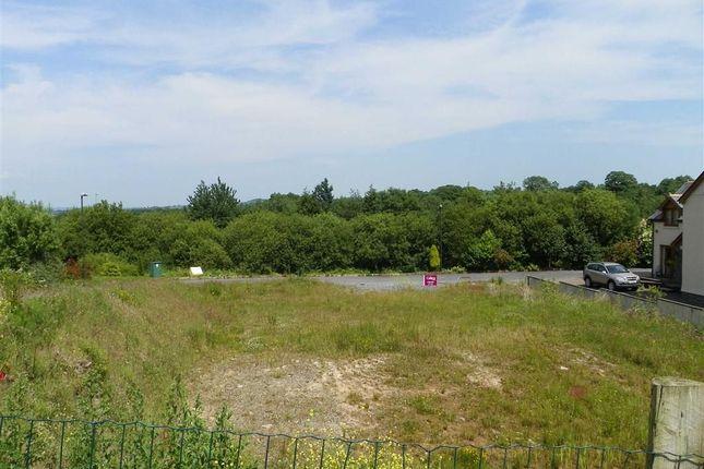 Thumbnail Land for sale in Clos Y Gorlan, Foelgastell, Llanelli
