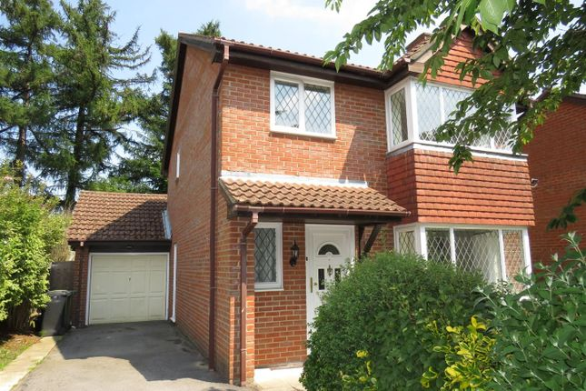 Thumbnail Detached house for sale in Welland Gardens, West End, Southampton