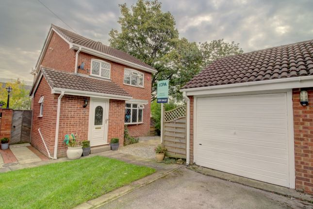 Thumbnail Detached house for sale in Airedale Croft, Rodley, Leeds