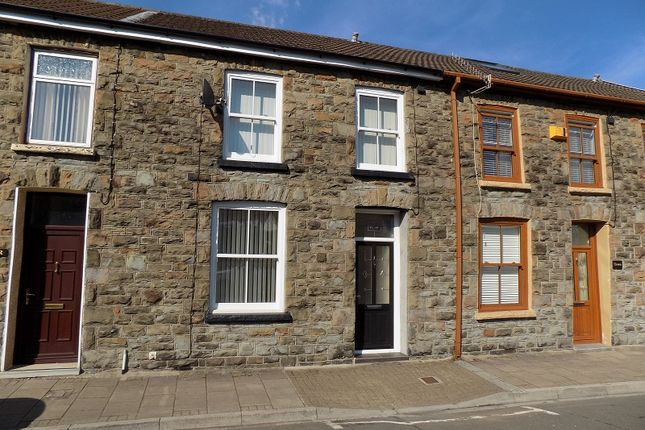 Thumbnail Terraced house for sale in Canning Street, Ton Pentre, Pentre, Rhondda, Cynon, Taff.