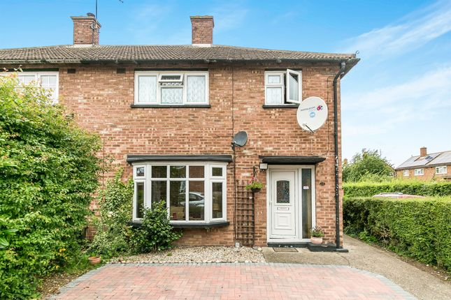 Thumbnail Semi-detached house for sale in Laburnum Grove, Colchester
