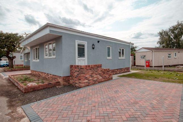 Thumbnail Detached bungalow for sale in Cedar Avenue, Charnwood Park Estate, Scunthorpe