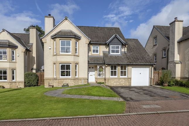 Thumbnail Detached house for sale in Moss Side Road, Biggar
