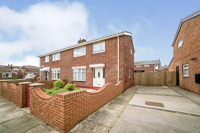 3 bed semi-detached house for sale in Bramwell Road, Sunderland, Tyne And Wear SR2