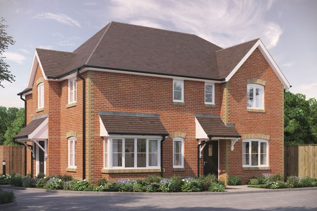 Thumbnail Semi-detached house for sale in Powell Gardens, Whitchurch