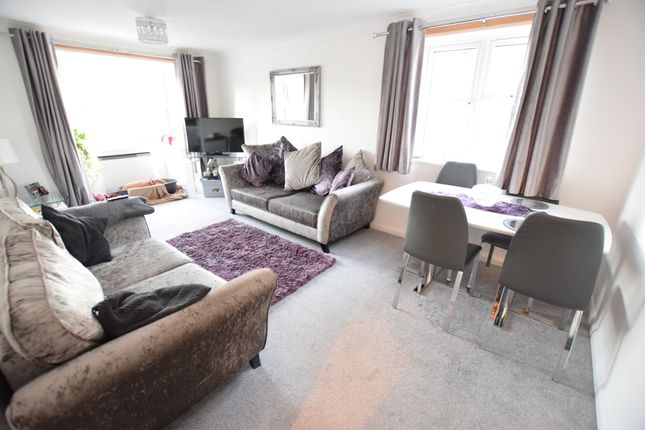 Lounge of Snowdon Close, Eastbourne BN23