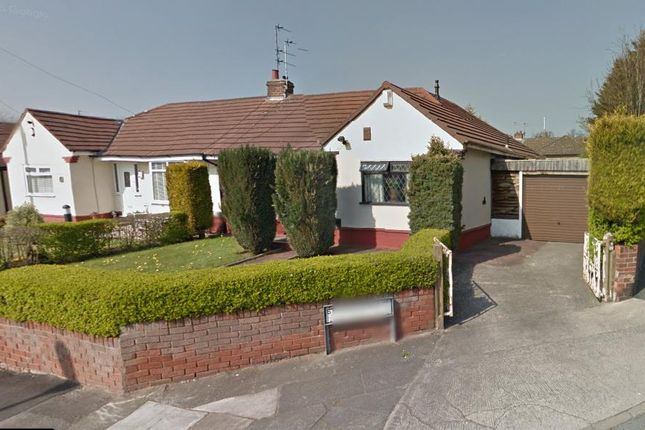 Thumbnail Bungalow for sale in St. Johns Road, Huyton