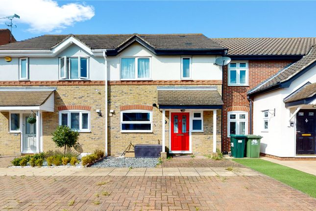 2 bed terraced house for sale in Kingsley Meadows, Wickford, Essex SS12
