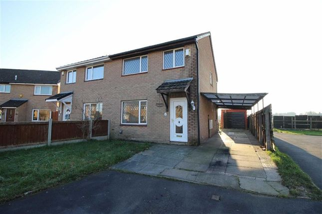 Thumbnail Semi-detached house to rent in Kingshaven Drive, Penwortham, Preston