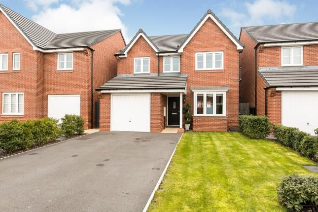 Thumbnail Detached house for sale in Messham Close, Broughton, Chester, Flintshire