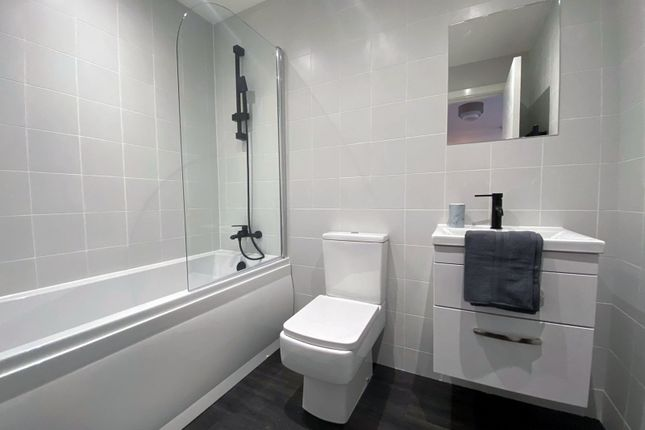 1 bed flat to rent in Rufus Court, Seacroft, Leeds LS14