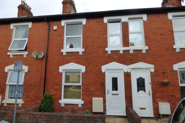 Thumbnail 2 bed terraced house to rent in Folkestone Road, Old Town, Swindon