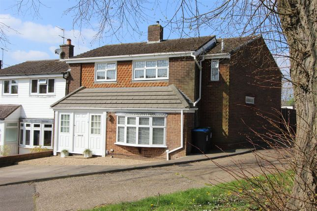 Thumbnail End terrace house for sale in Small Acre, Warners End, Hemel Hempstead, Hertfordshire