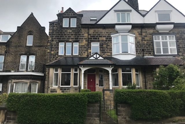 Thumbnail Terraced house to rent in Riddings Road, Ilkley, Leeds