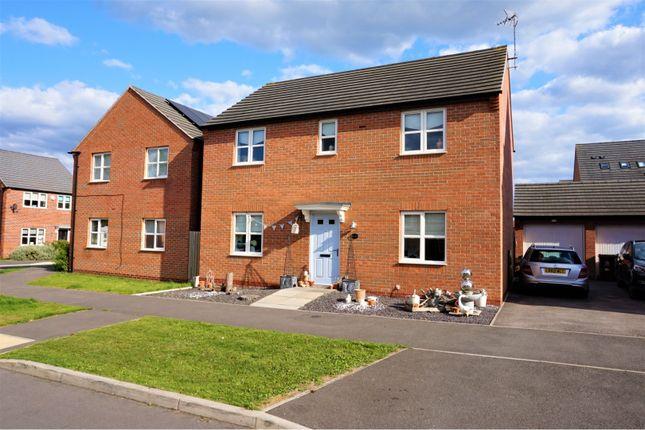 Thumbnail Detached house for sale in Oyster Way, Warsop