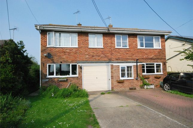 Thumbnail Semi-detached house for sale in Mersea Road, Peldon, Colchester, Essex