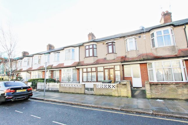 Thumbnail Terraced house for sale in Brantwood Road, London