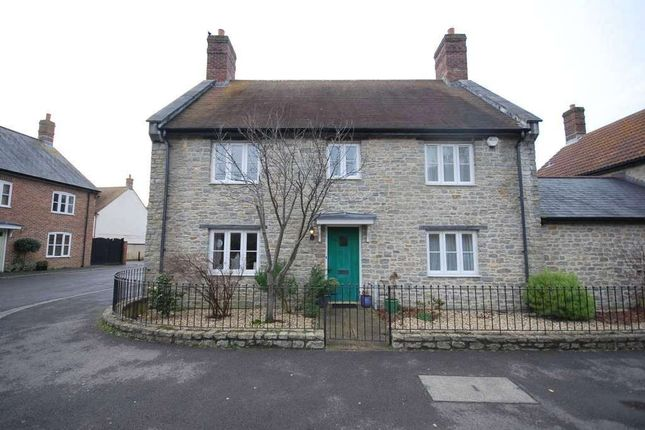 Thumbnail Detached house to rent in Pymore Road, Bridport