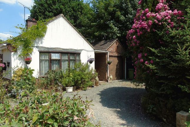 Thumbnail Detached bungalow for sale in The Avenue, Mortimer Common, Reading