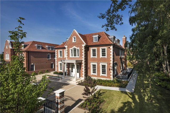 Thumbnail Detached house for sale in The Bishops Avenue, London