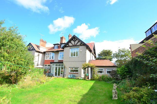 Thumbnail Semi-detached house for sale in Sea Lane, Seaburn, Sunderland
