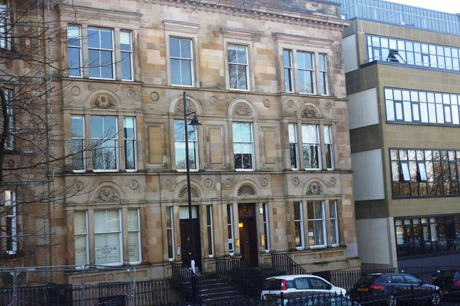 Thumbnail Flat to rent in La Belle Place, Park, Glasgow