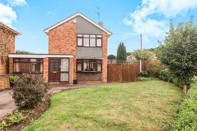 Thumbnail Detached house for sale in Warwick Road, Wordsley, Stourbridge