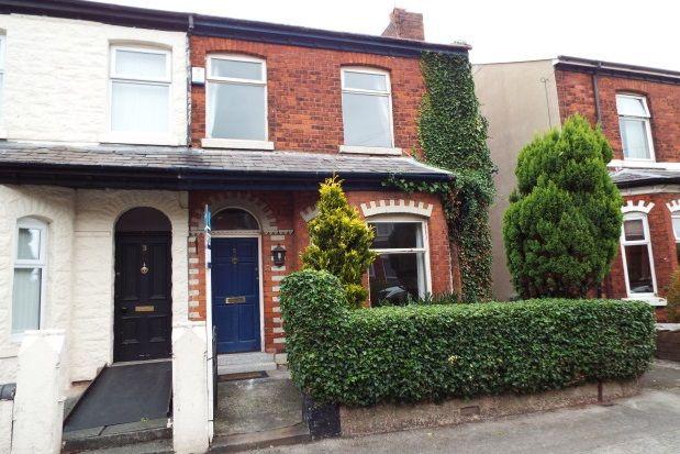 Terraced house to rent in Fairfield Road, Fulwood, Preston